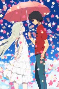xem anime Đóa hoa ngày ấy ta cùng ngắm -Anohana