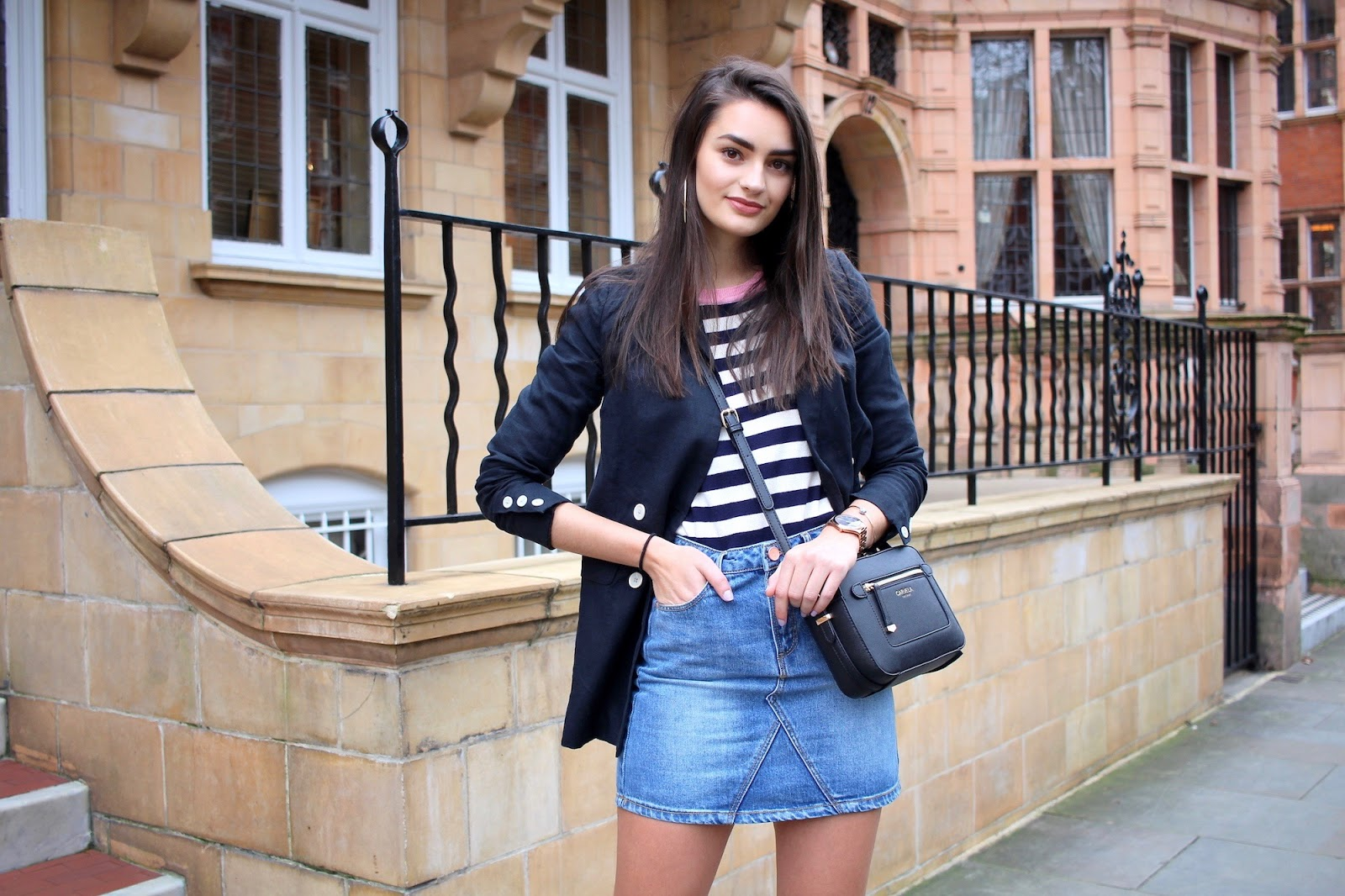 peexo fashion personal style blogger spring london