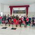 Danrem 052/Wkr Berbagi Sembako kepada Anak-anak Berkebutuhan Khusus