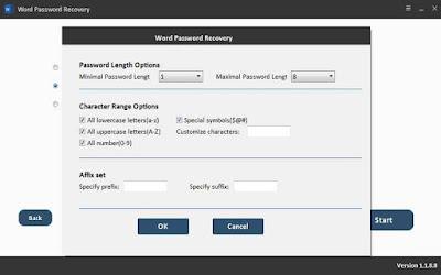 Amazing PDF Password Recovery 1.8