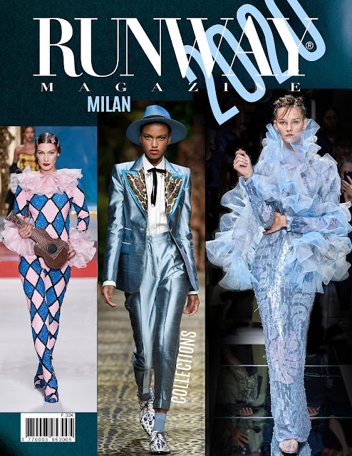 Runway Magazine 2020 Milan Collections