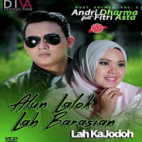 Lirik Lagu Minang Andri Dharma & Fitri Asta - Alun Lalok Lah Barasian