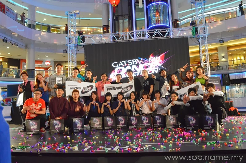 GATSBY 6th Dance Competition Malaysia