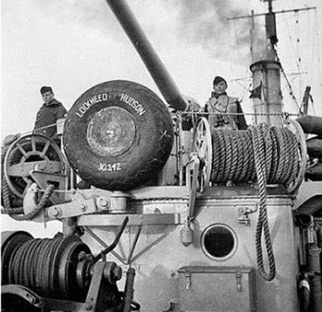 German flak ship that shot down an RAF bomber on 30 May 1942 worldwartwo.filminspector.com