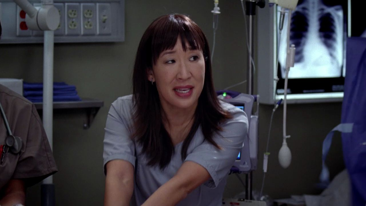 Grey's Anatomy 8x13 Alternate Universe