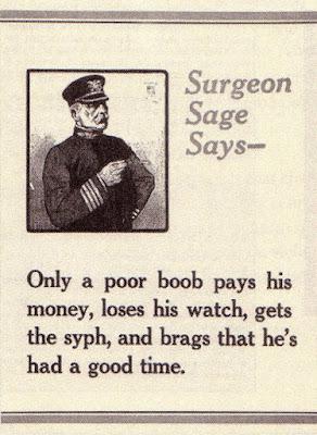 Surgeon Sage Says