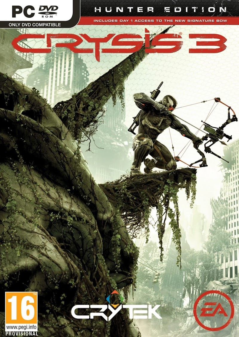 Game PC Crysis 3 Digital Deluxe Edition FitGirl RePack