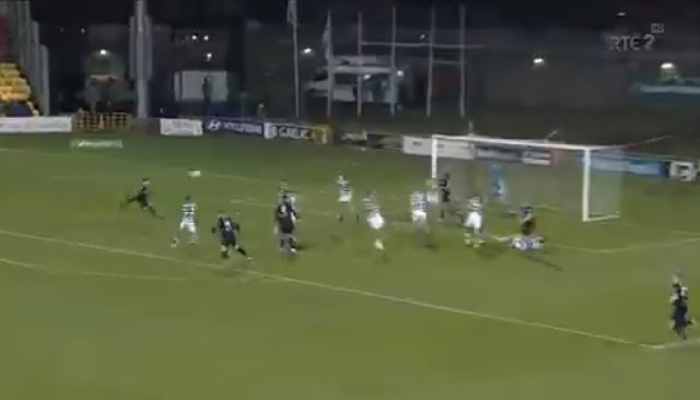 En Irlanda, jugador anota el que podría ser el mejor gol de 2020 (video)