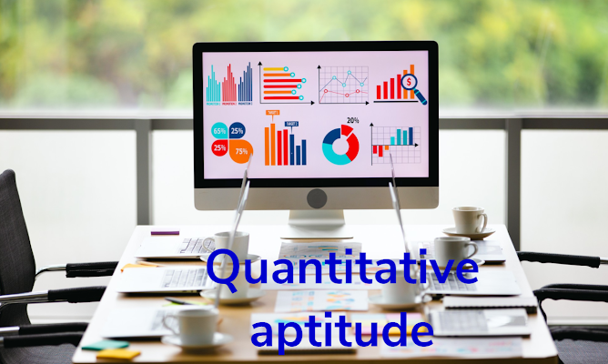 Quantitative aptitude Online Mock Test Questions