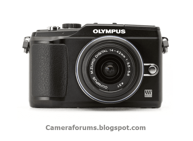 Olympus PEN E-PL2 Software and Firmware Download