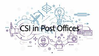 CSI Full Form in Postal Department | India Post