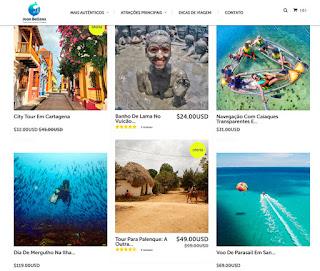 Receptivo em Cartagena: Juan Ballena Travel