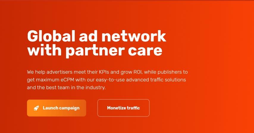 Adsterra Advertising Network