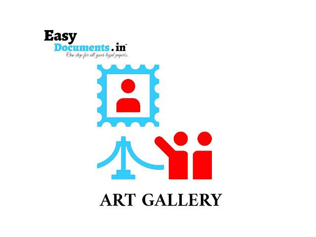HOW TO START ART GALLERY