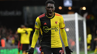 Liverpool reportedly make contact with Watford for winger Ismaila Sarr