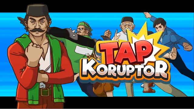 Game Android Gebukin Koruptor Tap Koruptor