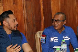 Ahmad Ziadi Sebut Demokrat Akan Hancur Bila Ditinggal Oleh Trah SBY