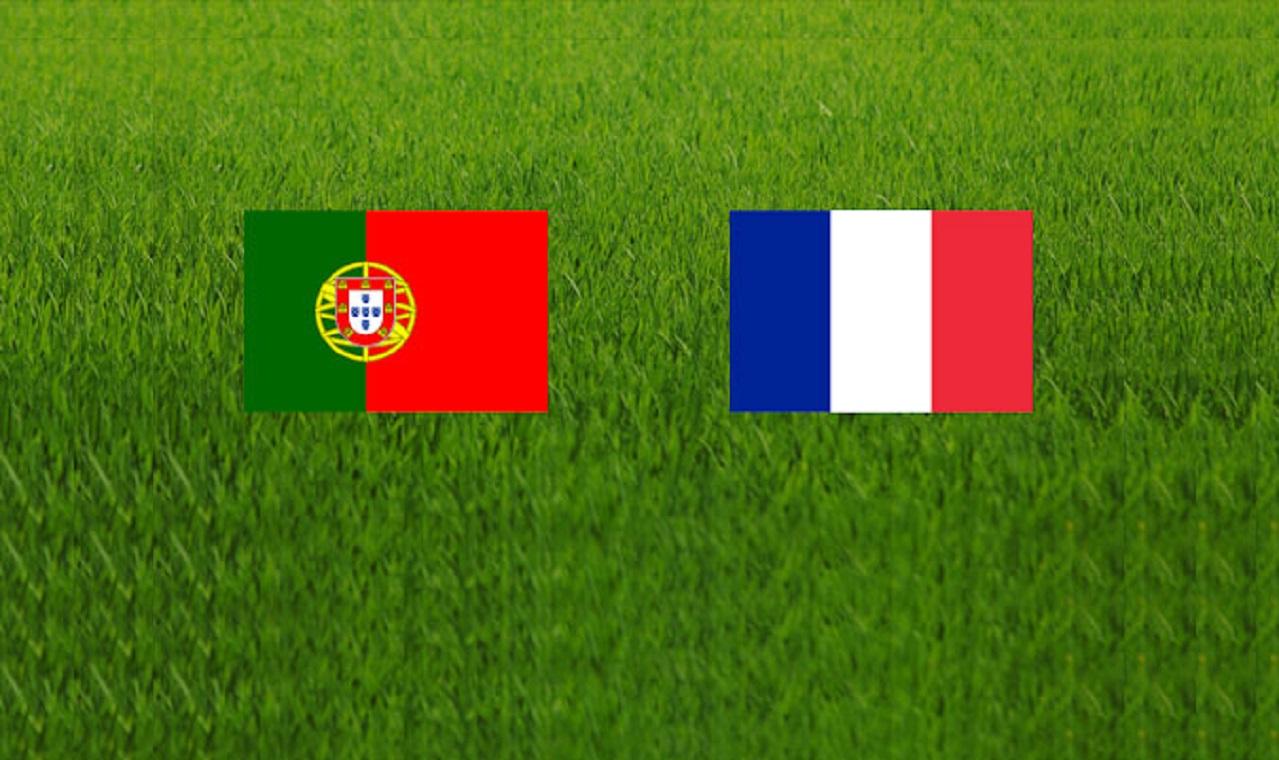 مشاهدة مباراة البرتغال وفرنسا اليوم