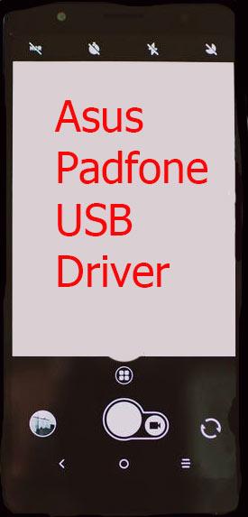 Asus Padfone USB Driver Download
