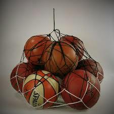 Red balones baloncesto