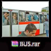 Lustige Bus Bilder mit Text - Computersprache - Komprimierungstool