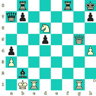 Les Blancs jouent et matent en 2 coups - Sasa Martinovic vs Vitezslav Rasik, Meissen, 2013