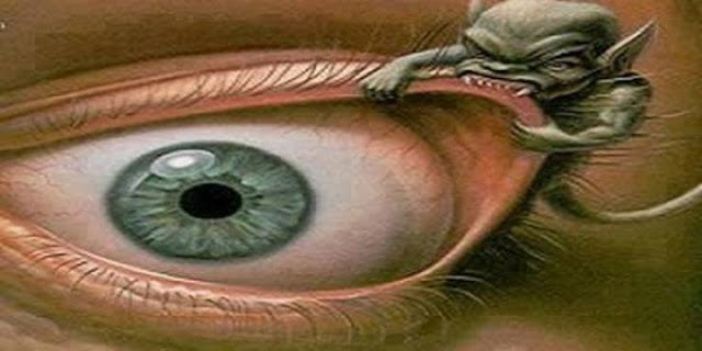 شيطان العين .. قصة حقيقية