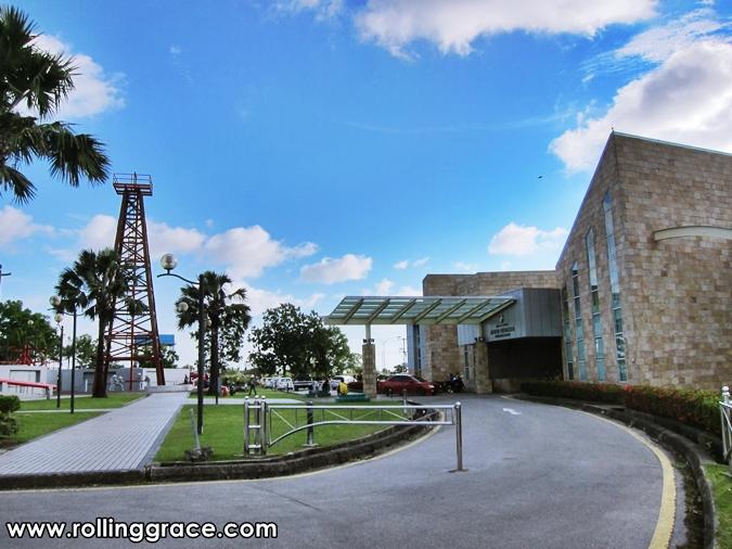 Petroleum Museum at Miri, Sarawak