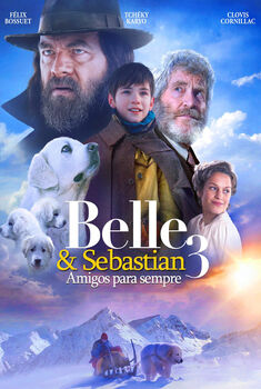 Belle e Sebastian: Amigos para Sempre Torrent – BluRay 1080p Dual Áudio