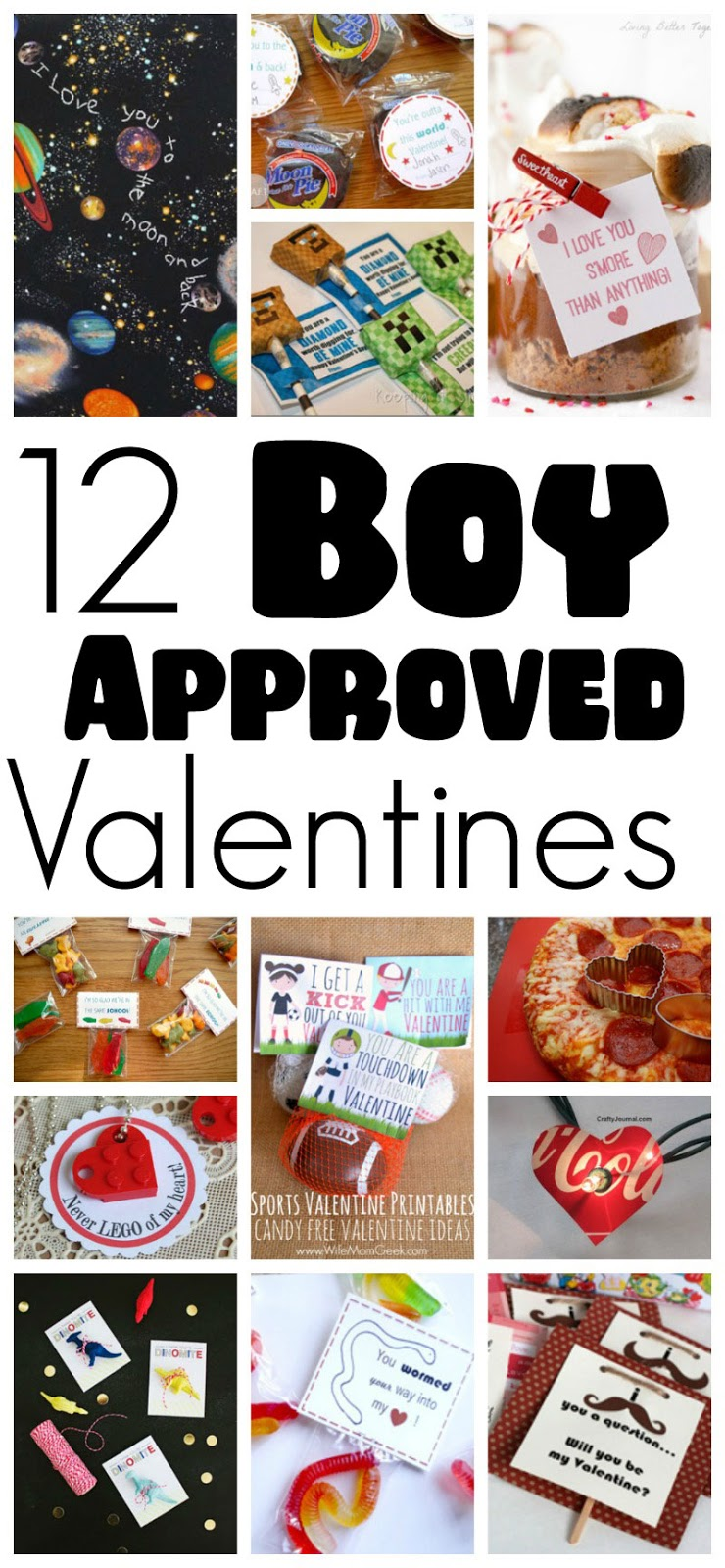 Boy Approved Valentines Ideas