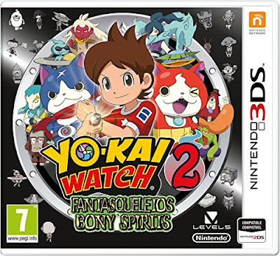 Yo Kai Watch 2 Bony Spirits Decrypted 3DS EUR