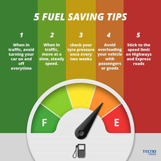 how to save fuel