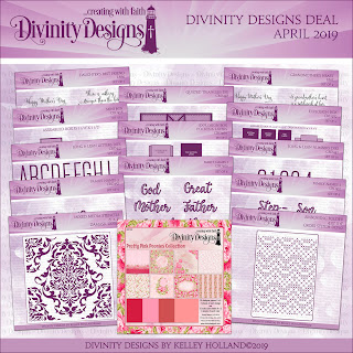 DIVINITY DESIGNS DEAL APRIL 2019