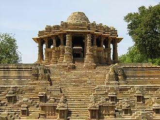 सूर्य मंदिर, मोढ़ेरा  (Sun Temple, Modhera)
