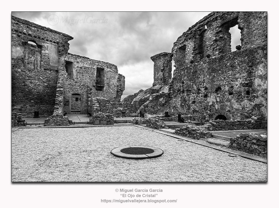 Castelo Rodrigo, restos del Palácio de don Cristóvão de Moura