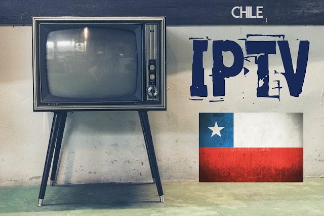 Lista M3U IPTV CHILE Actualizada