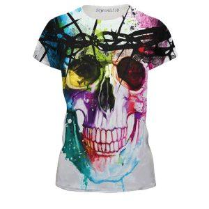 t-shirt-doodshoofd