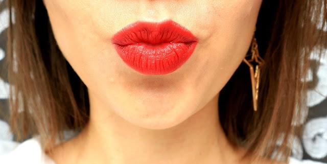 Couleur Caramel Lipstick Protective #263 makeup макияж