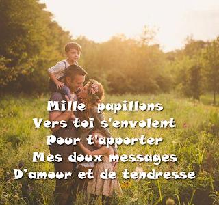 Messages et SMS de Tendresse