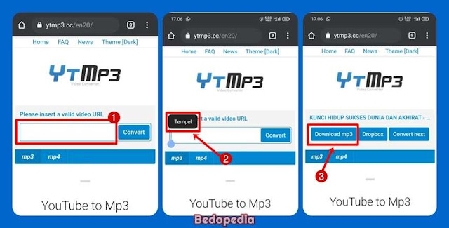 Download Youtube MP3 - YTMP3