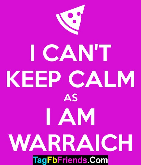 WARRAICH