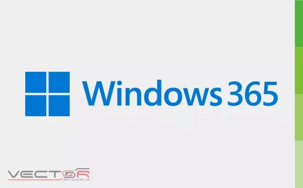 Windows 365 (2021) Logo - Download Vector File CDR (CorelDraw)