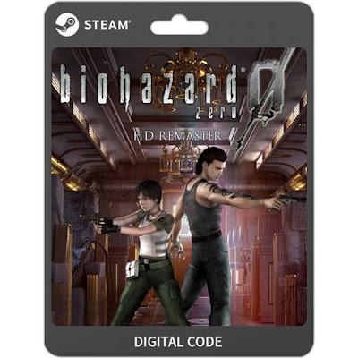 تحميل لعبة القتال Resident Evil Zero HD Remaster