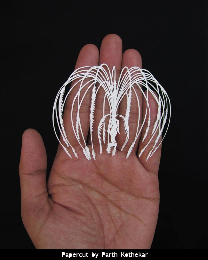 14-Avatar-Eywa-Parth-Kothekar-Beauty-and-Precision-in-Paper-Cut-Silhouettes-www-designstack-co