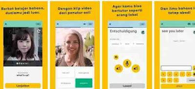 Aplikasi Belajar Bahasa Bersama Memries