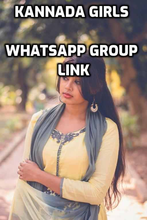 Kannada girlswhatsapp group link 2020