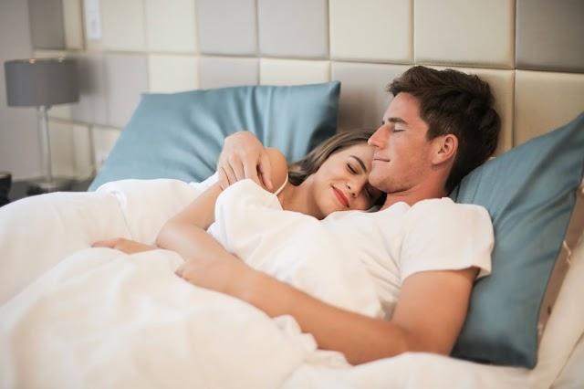 The Amazing Health Benefits of Sex