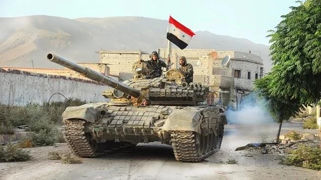 Ο Συριακός Στρατός απέκρουσε την μαζική επίθεση των τζιχαντιστών στο Χαλέπι   videos