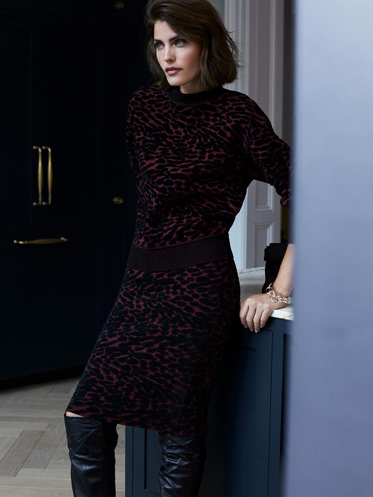 Diane von Furstenberg inverno 2019