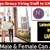 Al Nahiya Group Hiring Staff In UAE -2020   Jobs In Dubai  